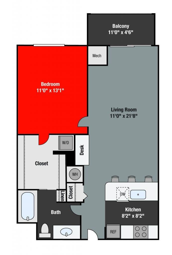 Apartments For Rent TGM NorthShore - Clark