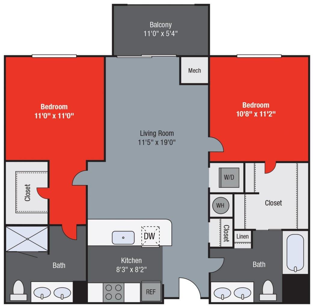 Apartments For Rent TGM NorthShore - Lake Shore