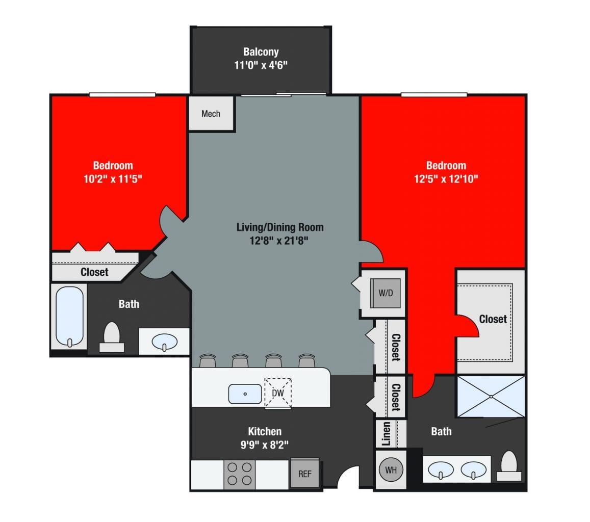 Apartments For Rent TGM NorthShore - McClurg