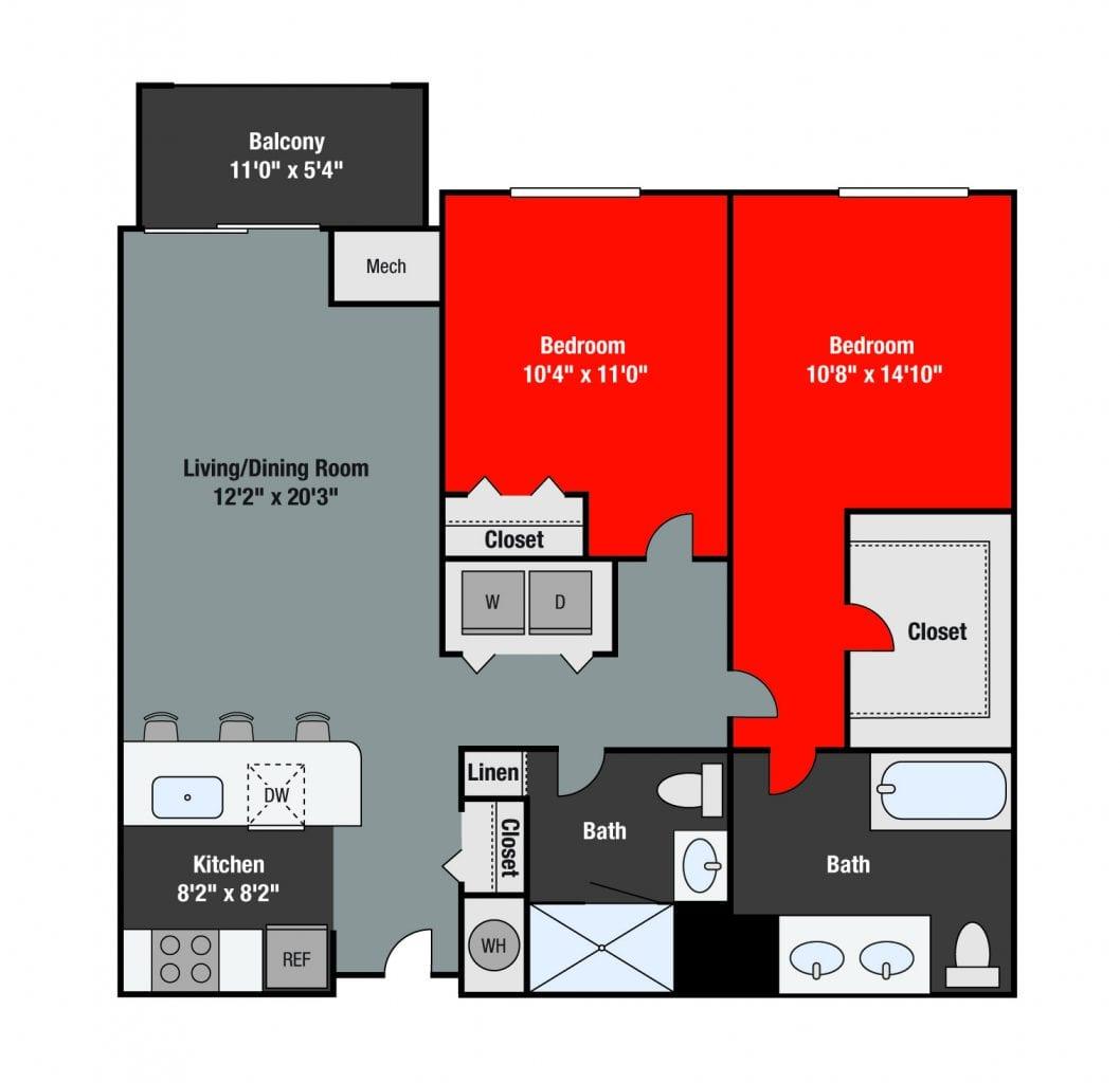 Apartments For Rent TGM NorthShore - Michigan