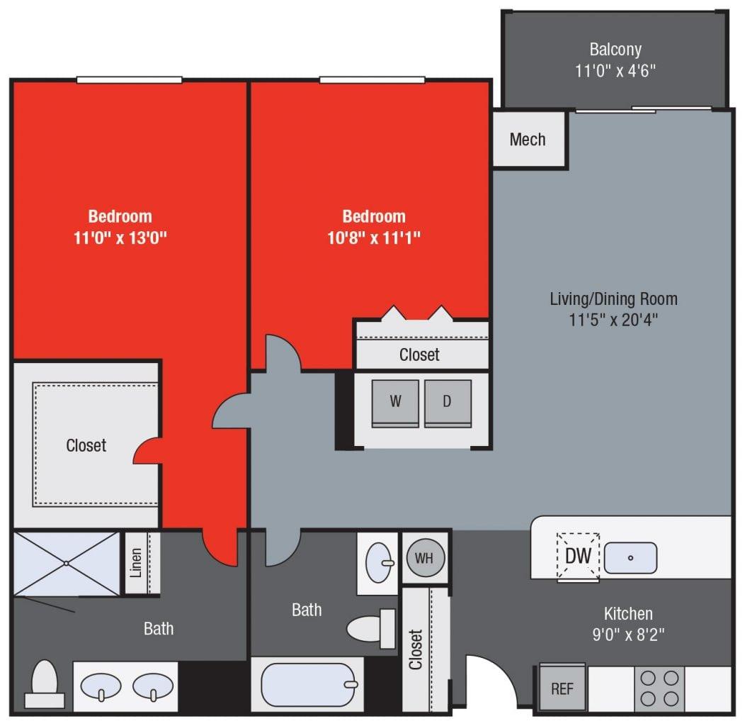 Apartments For Rent TGM NorthShore - Milwaukee