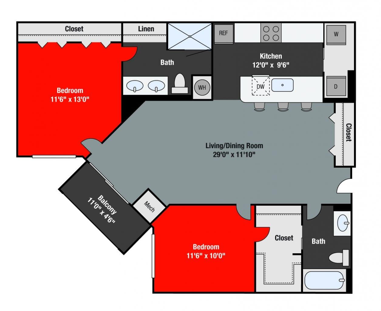 Apartments For Rent TGM NorthShore - Ontario