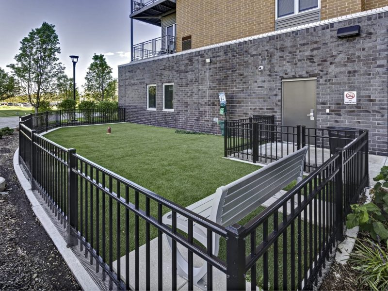 TGM NorthShore Apartments Bark Park
