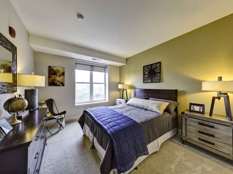 TGM NorthShore Apartments Bedroom