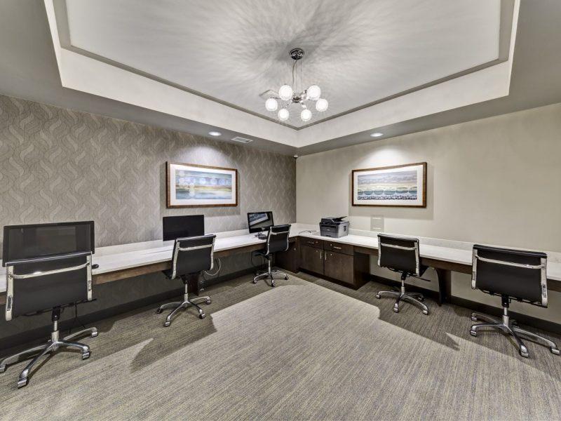 TGM NorthShore Apartments Business Center