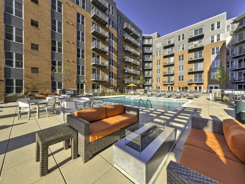 TGM NorthShore Apartments Heated Pool 2
